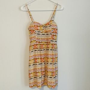 Cute summer cami mini dress